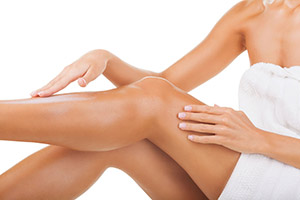 Epilation der Beinhaare in Hamburg