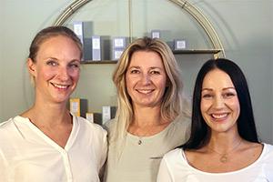 Das Team von She Hamburg