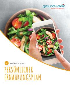 Ernährungsplan für mehr Energie und ein besseres Körpergefühl - Stoffwechsel-Optimierung für mehr Lebensfreude